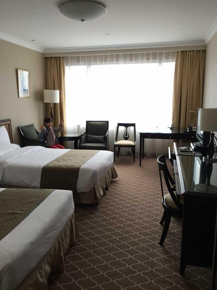 オークラガーデンホテル上海のファミリールーム画像