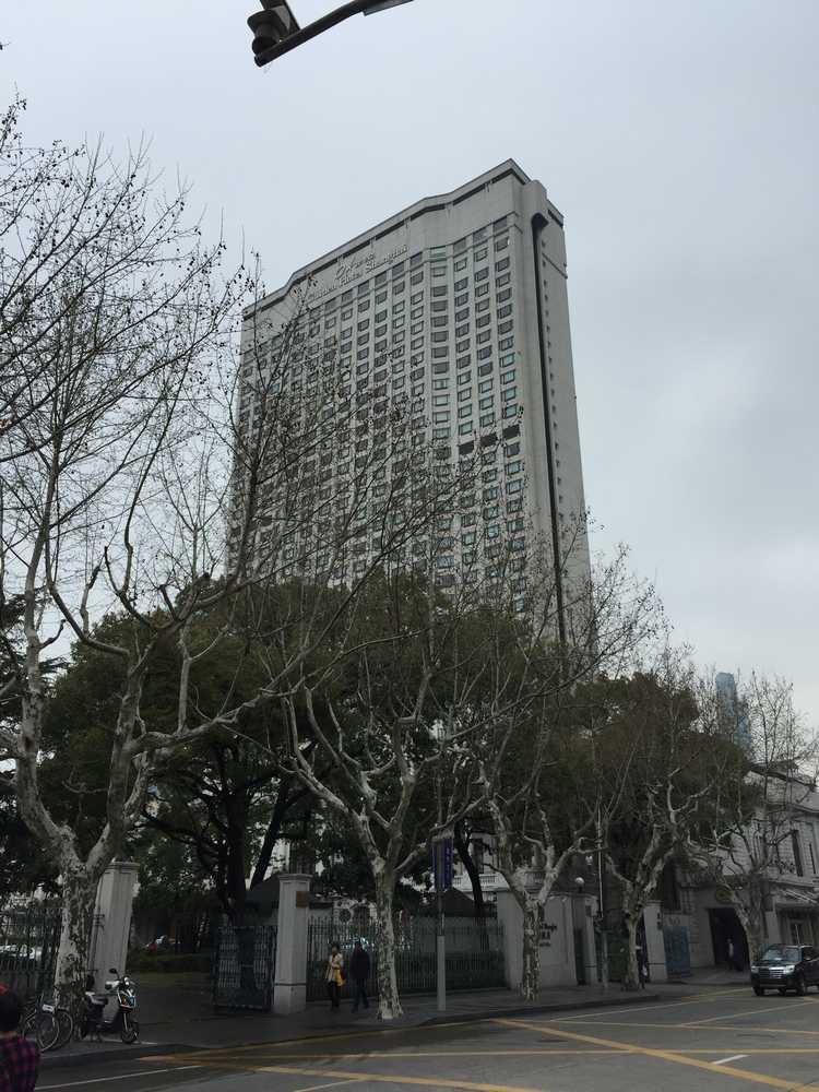 オークラガーデンホテル上海外観画像