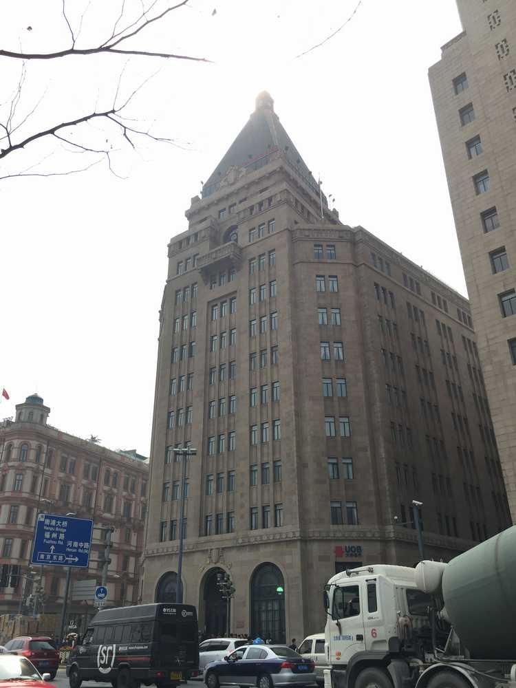 和平飯店北楼外観画像