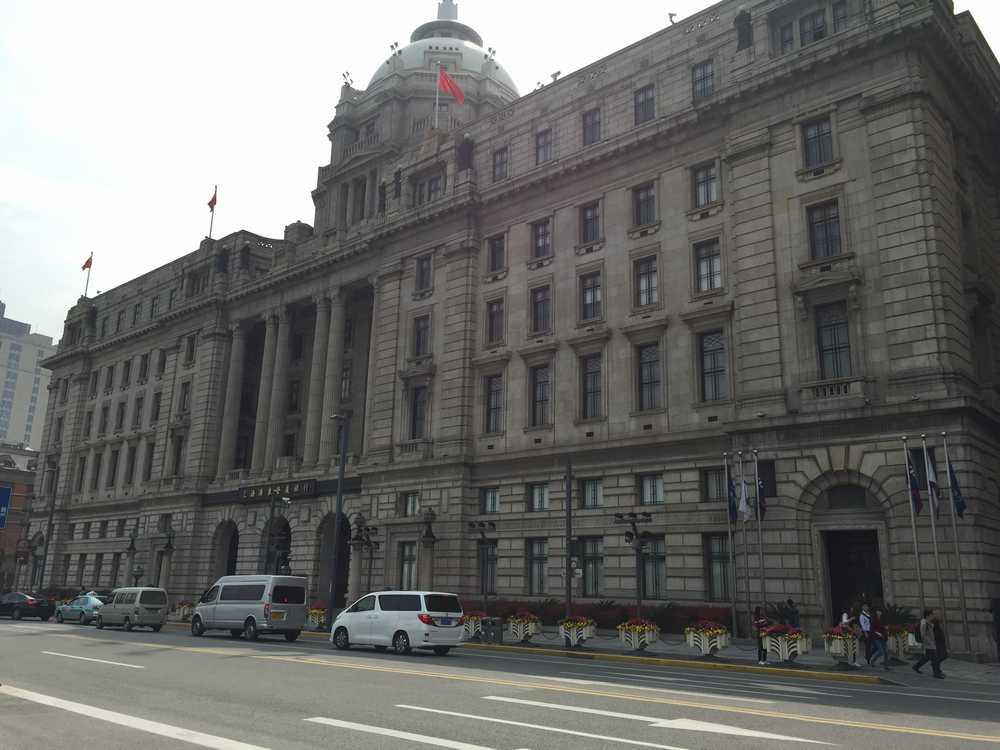 上海浦東発展銀行画像